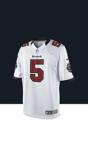 Josh Freeman Mens Football Away Limited Jersey 479193_100_A