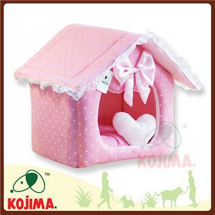 2013 new fashion Prince​ss Cute Pink/Blue Pet Dog Cat Sofa Bed/House
