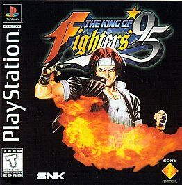 The King of Fighters 95 Sony PlayStation 1, 1997