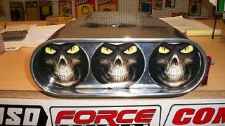 Newly listed street scoop tunnel ram blower evil wicked & nasty reaper