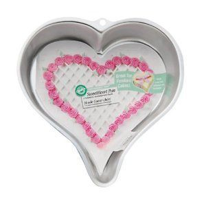 Wilton Sweetheart Heart Shaped Cake Pan Free 2 3 Day Shipping