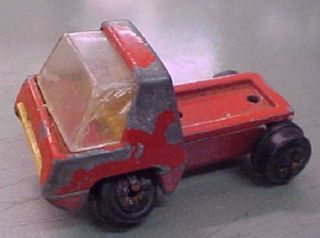 RARE Mandarin (Singapore PlayArt) 1/64 Scale Semi Truck Cab Red As Is