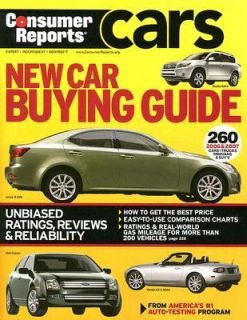 New Car Buying Guide 2006, Paperback