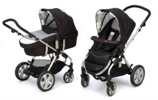 Hauck icoo Targo city   Olive mars attack Standard Stroller