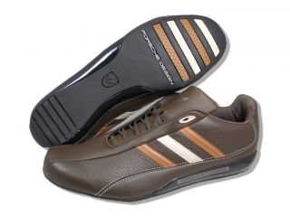 ADIDAS Men Shoes Porsche Design S2 Brown Tan Casual Athletic Shoes