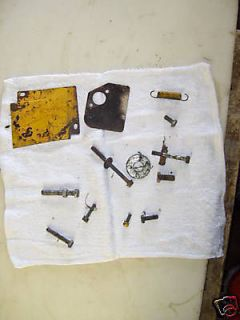 cub cadet 125 12hp kohler k301 misc parts time left