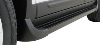2011 2012 Jeep Grand Cherokee PAIR EGR BLACK Side Steps Running Boards