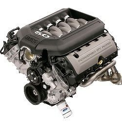 ford racing 5 0l dohc aluminator crate engine m 6007