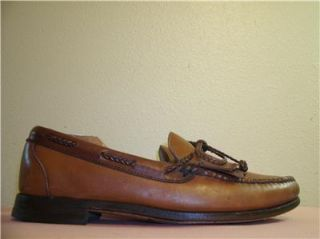 Allen Edmonds Woodstock Leather Loafers Dress Shoes U s Size 9 D MenS
