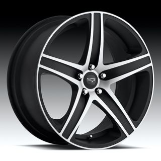 NEW NICHE EURO Giovanna Asanti AMG Rims Wheels Audi Mercedes VW 5x112