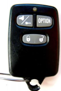 Audiovox ELVAT8B Keyless Entry Remote Transmitter Key Fob Replacment