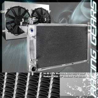 cooling racing radiator 3 rows radiator fan shroud compatibility