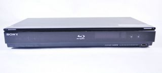 Sony BDP N460 AVCHD HDMI Blu ray Disc/DVD Player (NO REMOTE)
