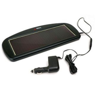 Wagan Tech Solar Power Car Battery Charger