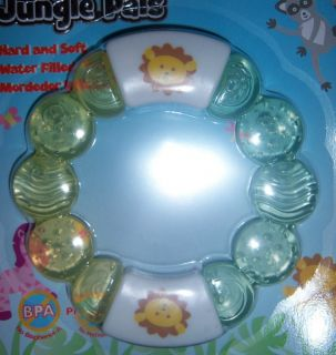Pals Hard Soft Water Teether Assorted Diaper Cakes Baby Shower