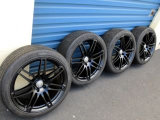 20 S8 Speedline Audi OEM factory sline black wheels S6 A8 A6