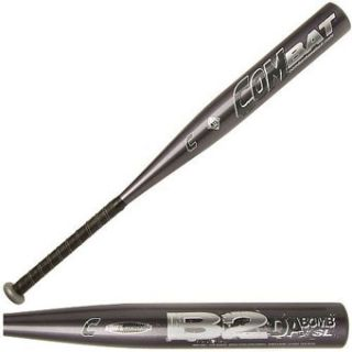 Combat B2 Da Bomb B2SL1 Senior League Big Barrel Baseball Bat 32 22