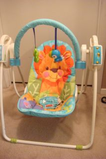 Baby Swing   Fisher Price   Excellent Condition