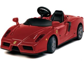 Battery Powered Operated Electric Ride on Sports Race Car Toy