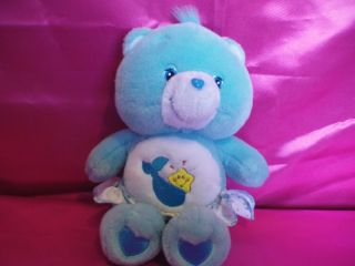 Care Bear Lot of 3 Care Bears Baby Hugs and Tugs w Lotsa Heart