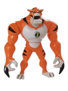 Bandai Ben 10 Ultimate Alien Rath DNA Alien Heroes 6  Action Figure