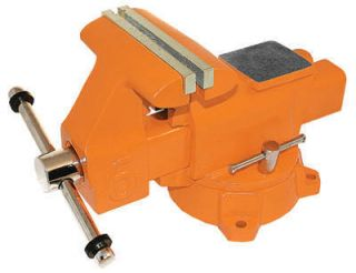 30856 6 Heavy Duty Professional Grade Bench Vise w 6 Jaws