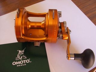 Marlin Omoto s 22 II Lever Drag Big Game Fishing Reel