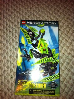 Lego Bionicle Hero Factory Corroder 7156 New SEALED