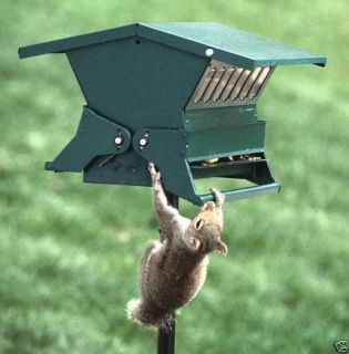 Absolute II Squirrel Proof Bird Feeder Heritage Farms 7536