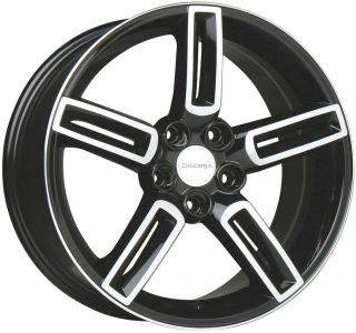18 Black Wheels Rims Toyota Camry Avalon Venza Rav 4 Highlander
