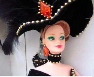 Bob Mackie Masquerade Ball Barbie Doll 1993 New NRFB MINT In Shipper