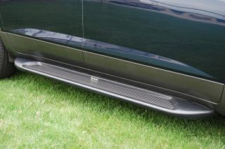 Factory Style Molded Running Boards 08 2012 Buick Enclave Side Steps w