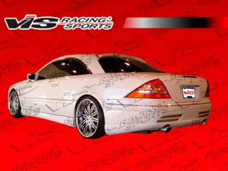 00 06 Mercedes Benz CL Class W215 Laser Body Kit