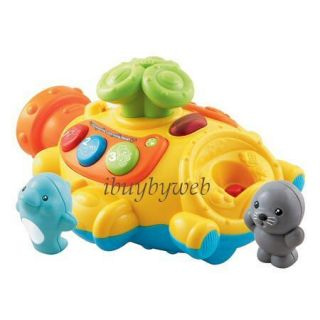 Vtech 80 113600 Submarine Learning Boat Kids Toy