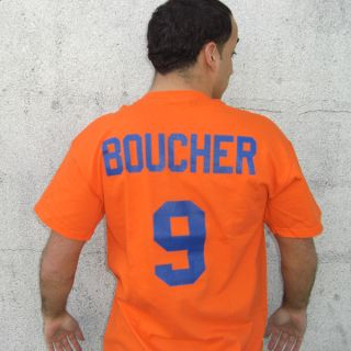 Bobby Boucher 9 Mud Dogs Jersey T Shirt The Waterboy New