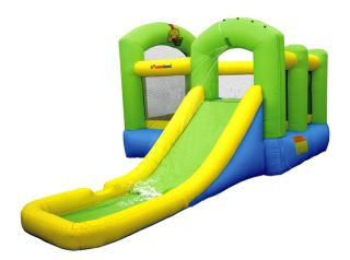 Bounce N Slide Inflatable Bounce House and Water Slide NEW*