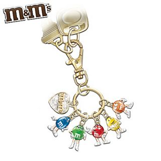 Characters Swarovski Crystal Collectible Key Chain Always Fun