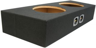 Ford Mustang Convertible 94 12 Dual 12 Speaker Subwoofer Box MDF Sub