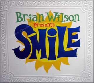 Brian Wilson Presents Smile New SEALED CD