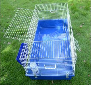 Rabbit Cage Hutch Bunny House Guinea Pigs Ferret Small Animals