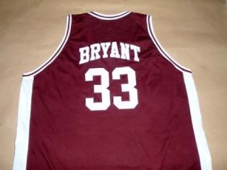KOBE BRYANT LOWER MERION HIGH SCHOOL JERSEY NEW ANY SIZE