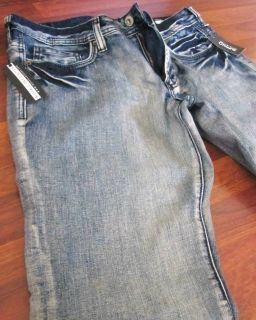 Buffalo Jeans Mens Slim Boot Cut Jean Size 33 x 32 King David Bitton