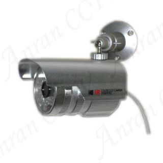 TVL CCD Waterproof IR Color Wired CCTV Cameras Security Camera
