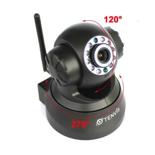 Way Audio Night Vision Motion Detection Cam IP Camera