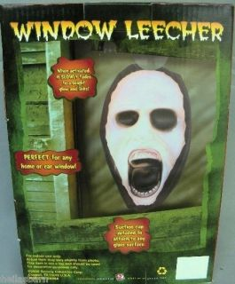 Halloween Lighted Window Leecher Decoration Prop Light