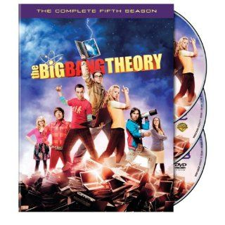 The Big Bang Theory The Complete Fifth Season Johnny
