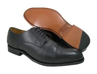 New Florsheim Mens Canfield Black Oxford Shoes US 14