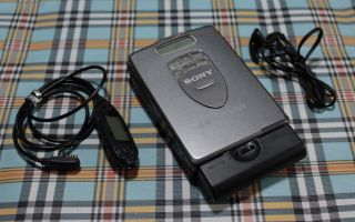 Sony Walkman Auto Reverse Cassette Tape Player w TV FM Am Radio Wm FX2
