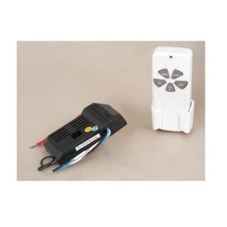 New 3 Speed and Light Dimmer Ceiling Fan Remote Control