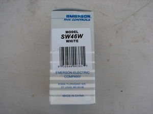 Emerson SW46 4 Speed Ceiling Fan Remote Control
